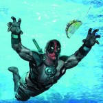 Deadpool parodies Nirvana