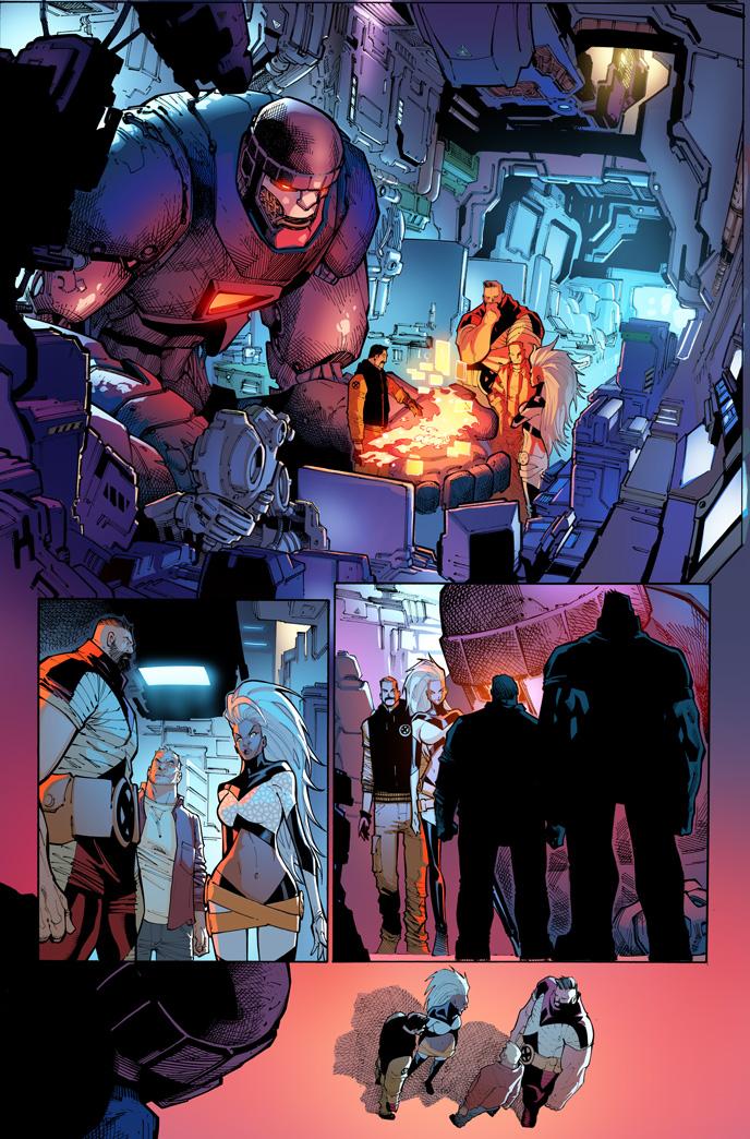 Apocalypse Wars Begins in Extraordinary X-Men #8!