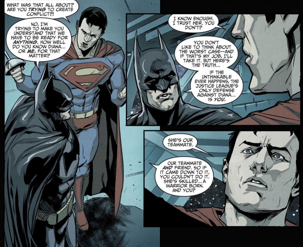 Injustice four, 10, 4