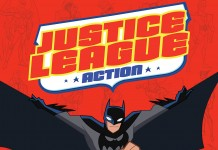Justice League Action!