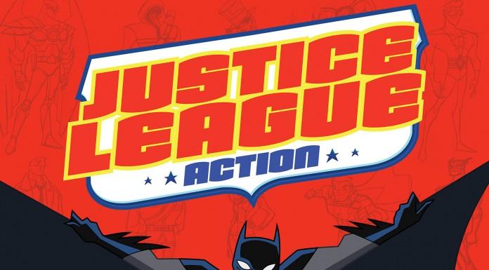 Justice League Action!