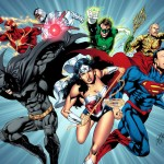 The REALLY WANT the Justice League movie!
