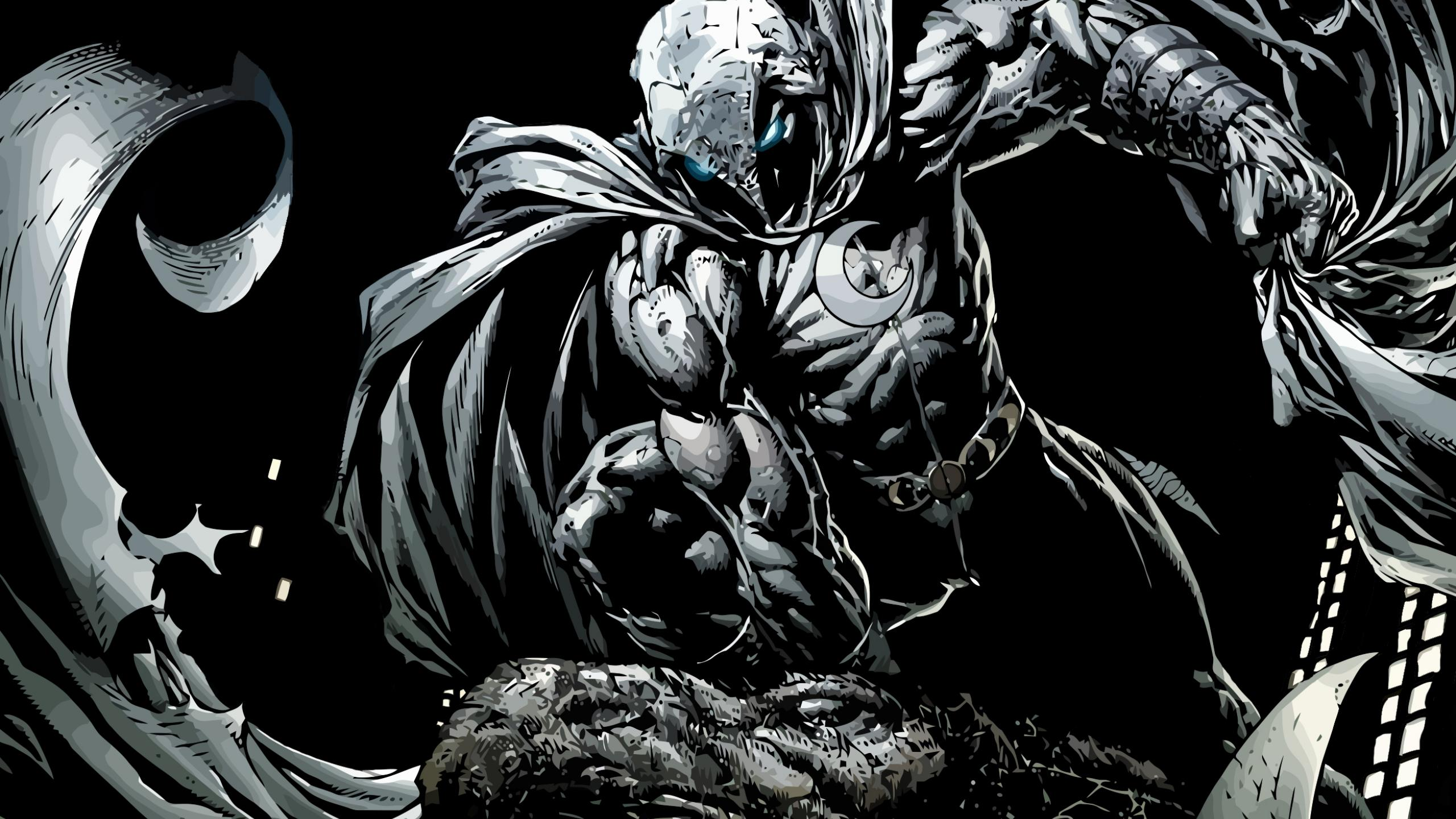 Black Women White Men Love >> Who is Moon Knight, and Why is He Ready for the MCU?