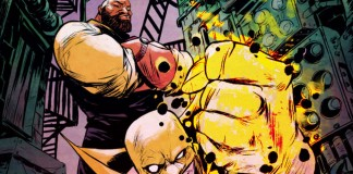 Power Man and Iron Fist #1!