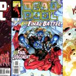 Deadpool #14 (1998), Deadpool #19 (1998), Deadpool vs. Thanos
