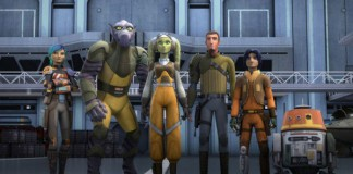 "Star Wars Rebels Episode 13:""Homecoming"""