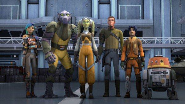 Star Wars Rebels Episode 13:
