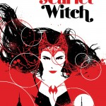 Timely Comics: The Scarlet Witch!