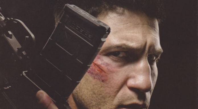 Jon Bernthal as the Punisher!