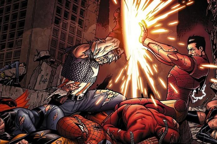 Death in Captain America