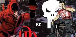 Daredevil V The Punisher!