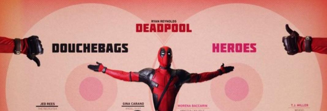 Deadpool Info-Graphic!