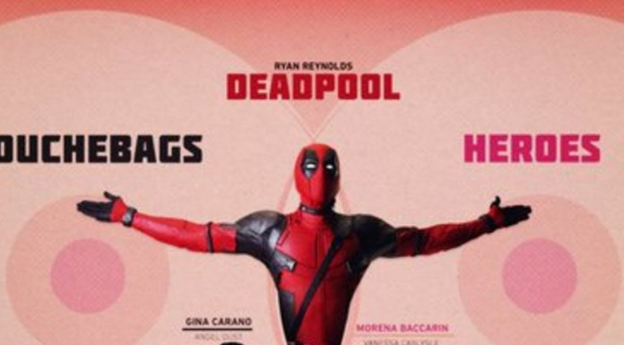 Deadpool Info-Graphic!
