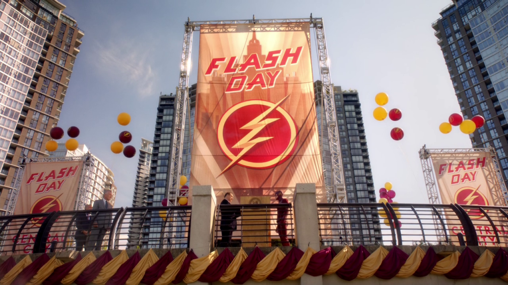 Flash Day!