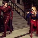 Flash & Supergirl!