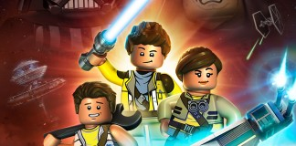 LEGO Star Wars: The Freemkaker Adventures