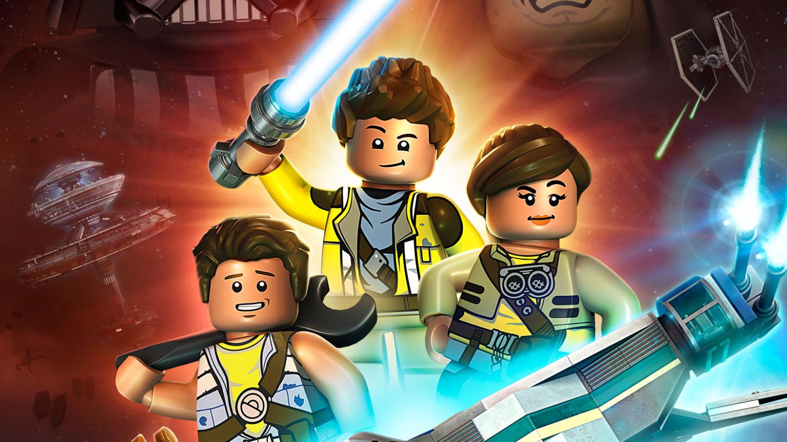 LEGO Star Wars: The Freemkaker Adventures
