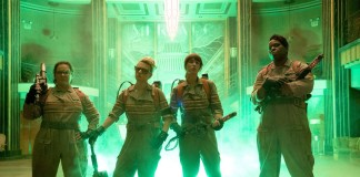 Ghostbusters 2016!