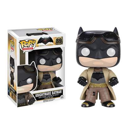 Batman Vs Superman Knightmare Batman Pop Vinyl Figure