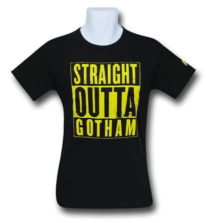 Batman Straight Outta Gotham T-Shirt!