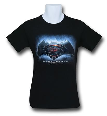 Batman Vs Superman Symbol T-Shirt!