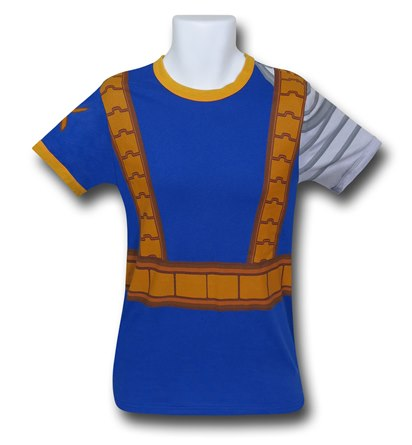 Cable 30S Costume T-Shirt