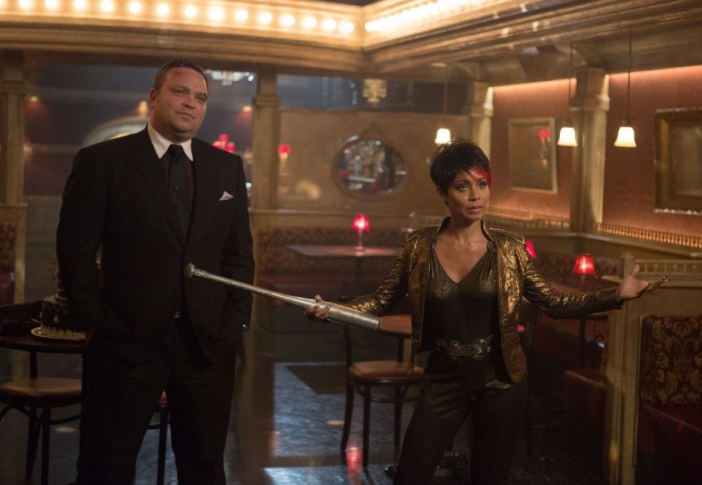Fish Mooney and Butch!