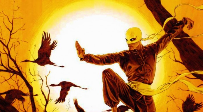 Iron Fist Confirmed!