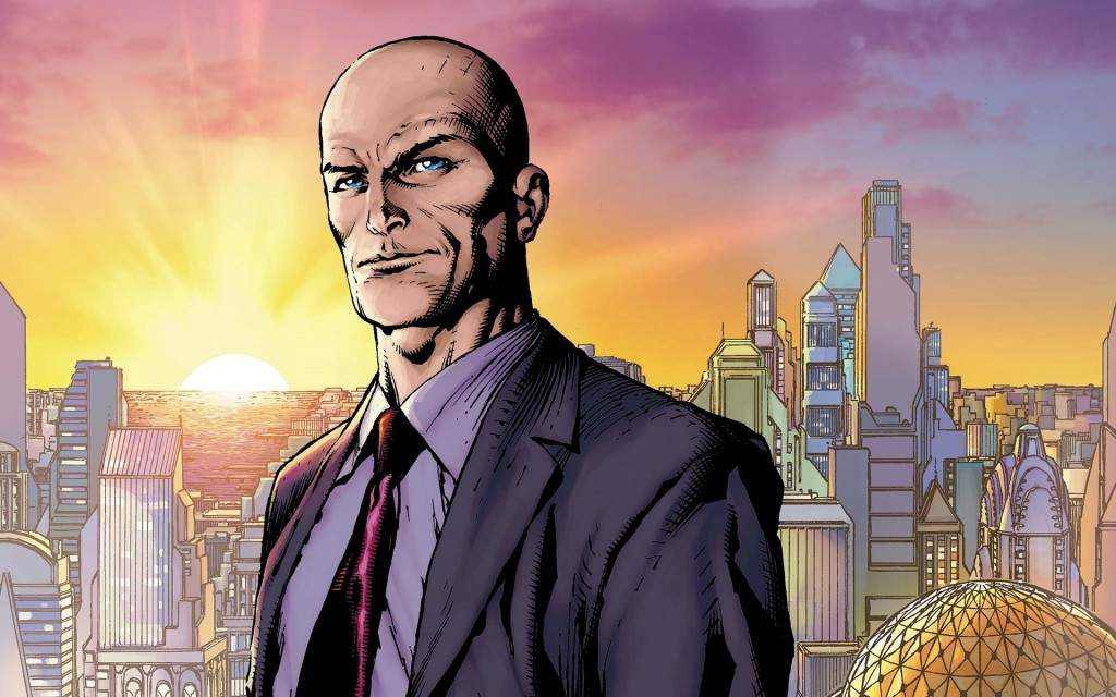It's the REAL Lex Luthor!