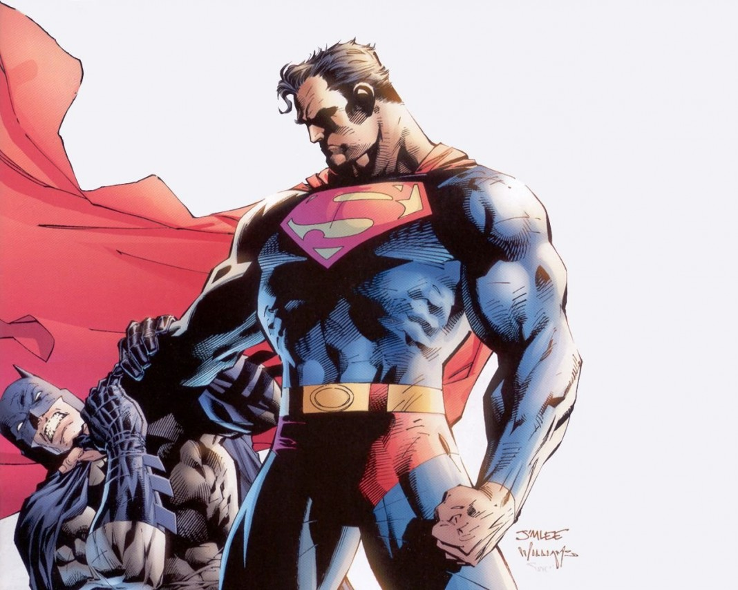 The Top 5 Best Batman V Superman Moments in Comics