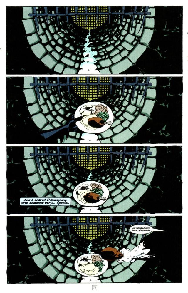 Top 5 Best Batman Comic Book Moments!