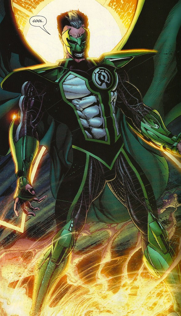 Sinestro Corps War Review: Best of the Green Lantern Corps