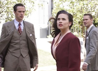 Agent Carter: Hollywood Ending!