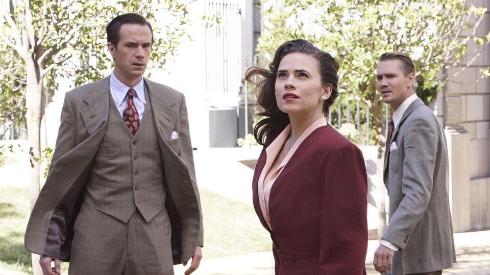 Agent Carter: Hollywood Ending!