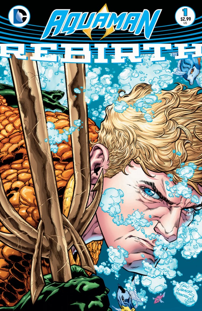 Aquaman REBIRTH1