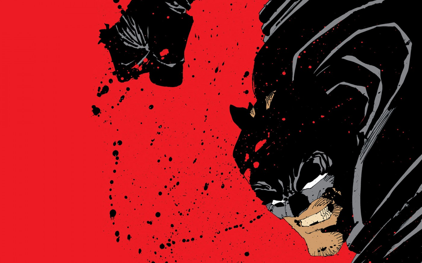 Batman: Year One was rejected!