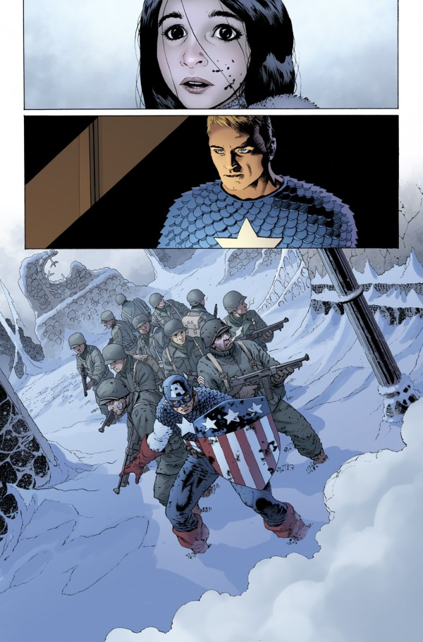 Preview for Captain America: Sam Wilson #7