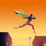 Batgirl – by Hope Larson and Rafael Albuquerque.