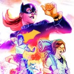 Batgirl – by Hope Larson and Rafael Albuquerque.