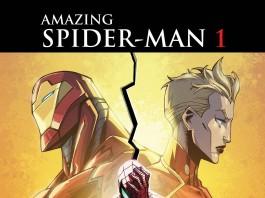 Civil War II: Amazing Spider-Man #1!