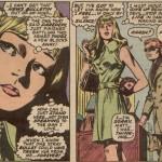 Karen's Dilemma from Daredevil #86