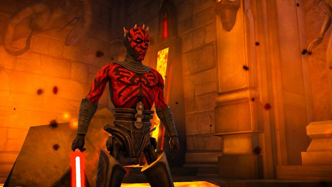 Darth Maul Returns to Star Wars!