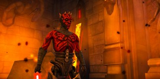 Darth Maul Returns to Star Wars!