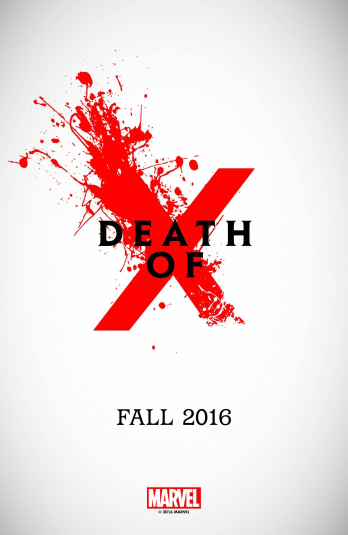 Death of X!