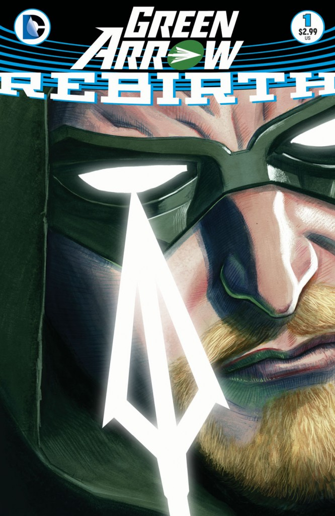 Green Arrow REBIRTH