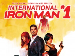 International Iron Man #1!
