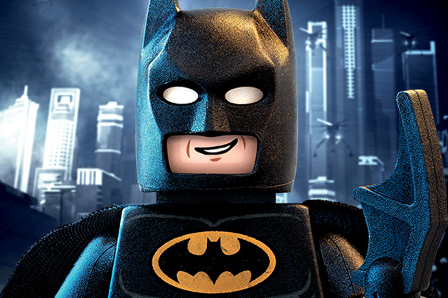 The LEGO Batman Movie!