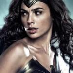 Gal Gadot as Wonder Woman!