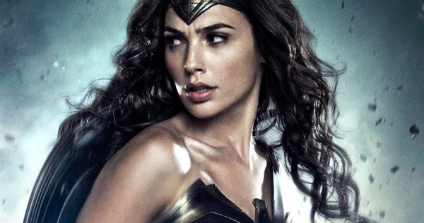 It's Gal Gadot!