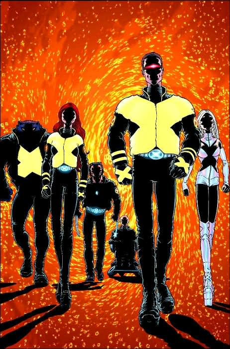 The New X-Men!